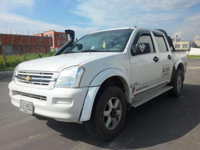 Vendo barata camioneta 4x4 2008 turbo diesel