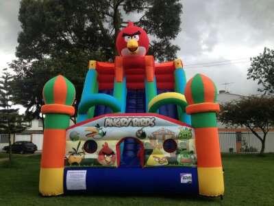 Juegos inflables toboganes a muy buen precio parques infantiles expedicion polizas
