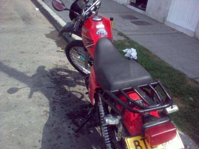Fotos de Aktt 125 enduro  repotenciada al  150 cc  negociable 2