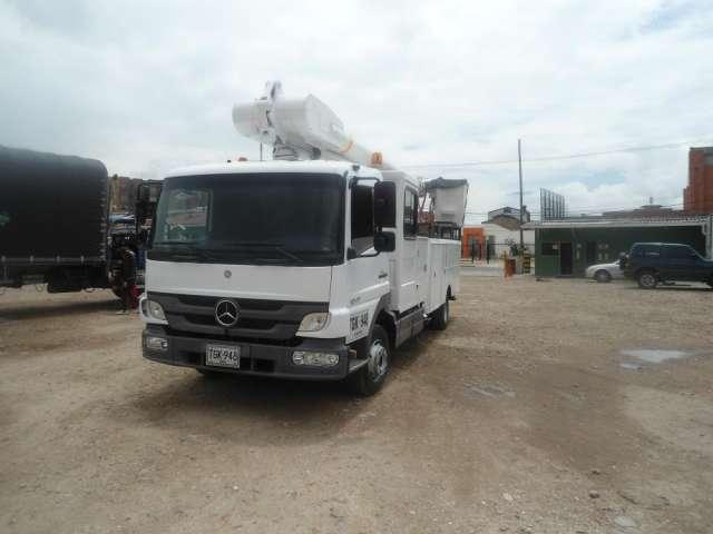 Venta camion canasta linea viva modelo 2012