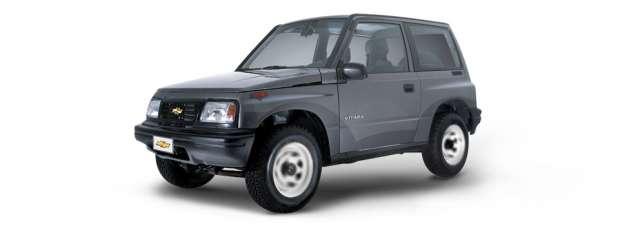 Vendo chevrolet vitara 3 puertas modelo 2013 para estrenar financiado 0 kms