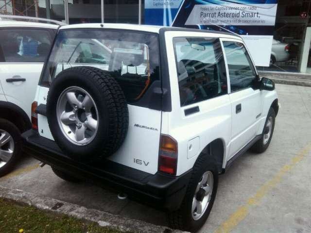 Vendo Financiado Chevrolet Vitara 3 Puertas 0 Km Modelo