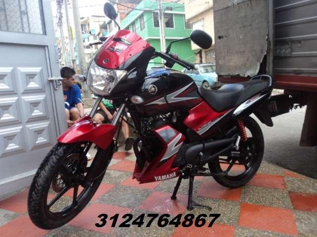 Motocicleta como nueva buen precio