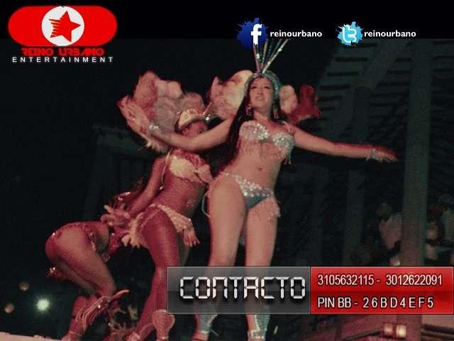 Bailarinas de samba - bailarinas de samba - show de samba