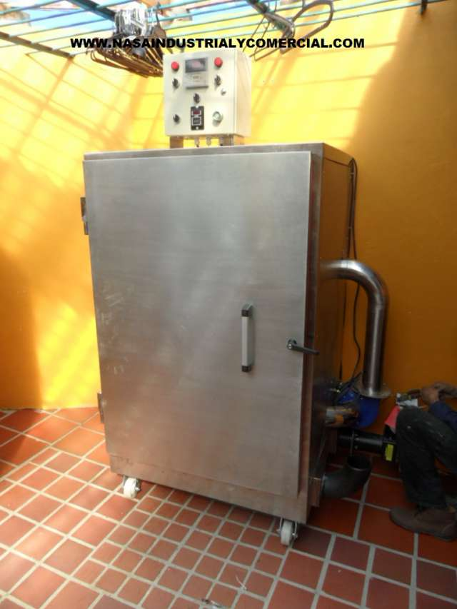 Deshidratadores hornos ahumadores molinos de martillos