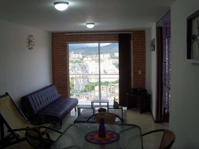 Alquiler apartamento amoblado en bucaramanga (cañaveral)