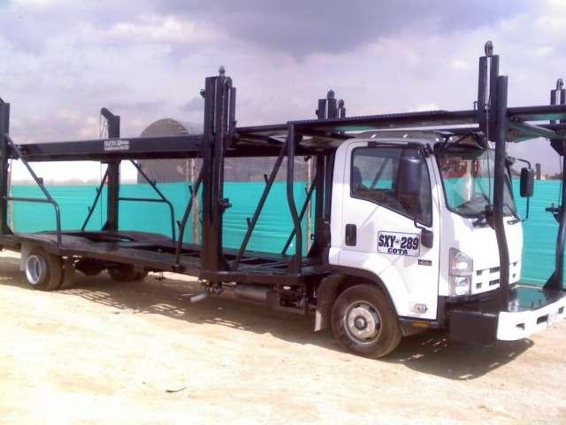 Venta y fabricacion de todo tipo de traileres