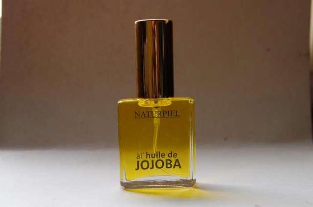 Aceites 100% naturales de jojoba y argan