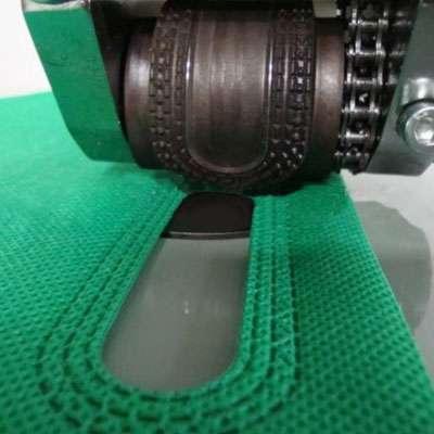 Fotos de Bolsas ecológicas de ultrasonidos que hace la máquina 7