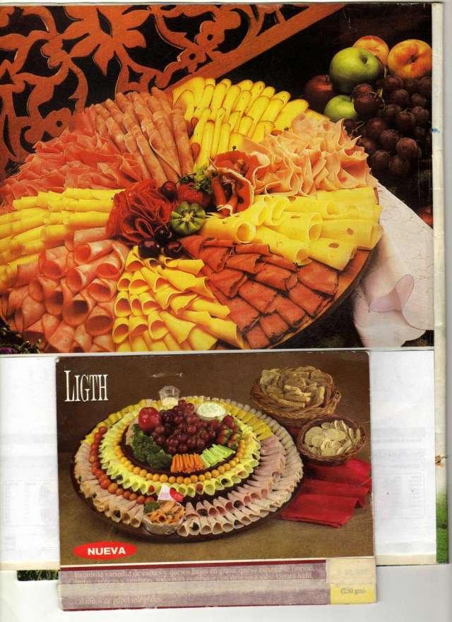 Tablas de queso y jamones para sus fiestas y eventos