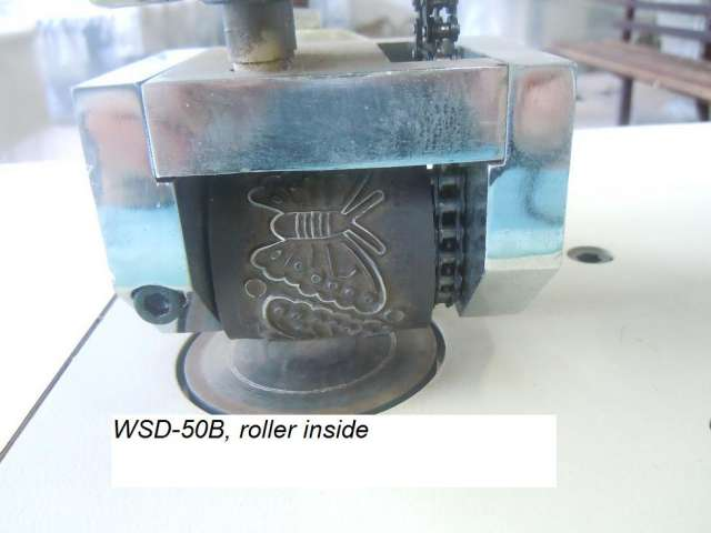 Fotos de Ultrasonic puntada máquina para hacer encaje, bolso de compras, adornos 4