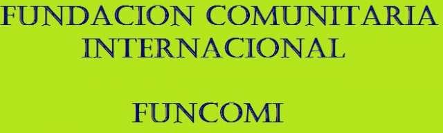 Se busca representante para fundacion internacional en colombia