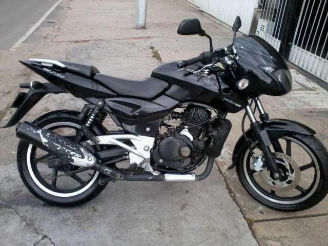 Fotos de Vendo moto pulsar ug180 modelo 2010 2