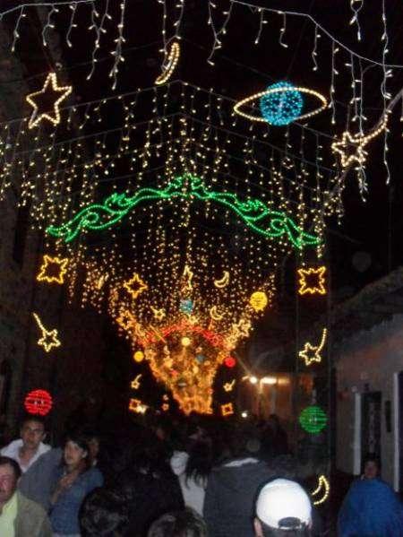 Ruta de la navidad 2013
