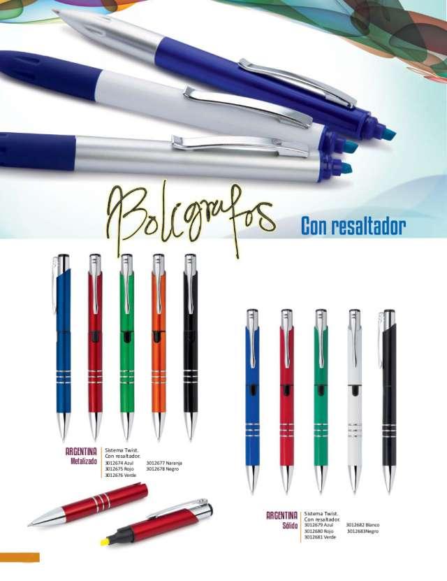 Bolígrafos personalizados stratik