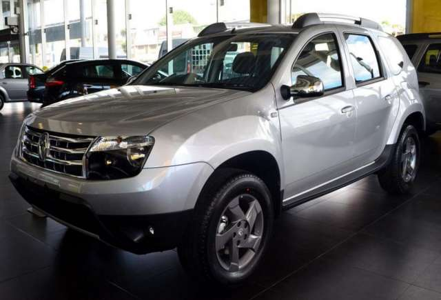 Renault duster 2014 4x4 y 4x2
