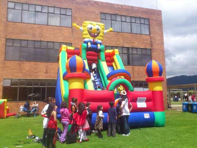Fotos de Fabrica inflables juegos extremos parques infantiles exp 3
