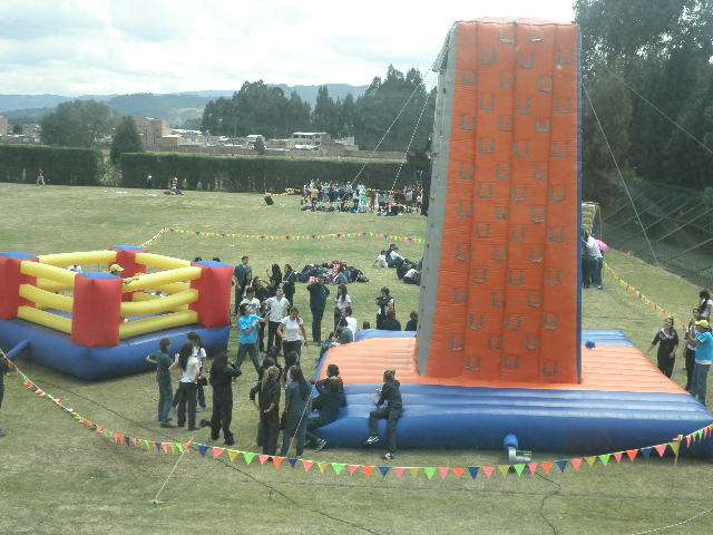 Fotos de Fabrica inflables juegos extremos parques infantiles exp 4
