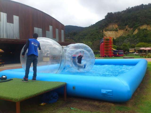 Fotos de Fabrica inflables juegos extremos parques infantiles exp 5