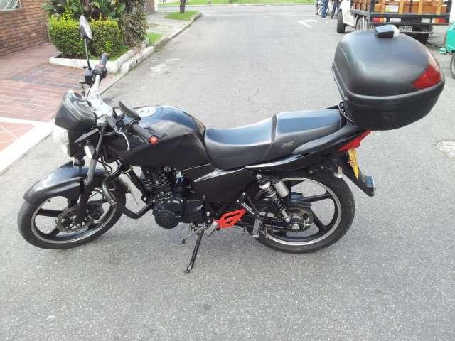 Excelente moto evo 150 net