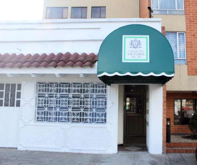 Hotel economico barrio santa isabel bogotá