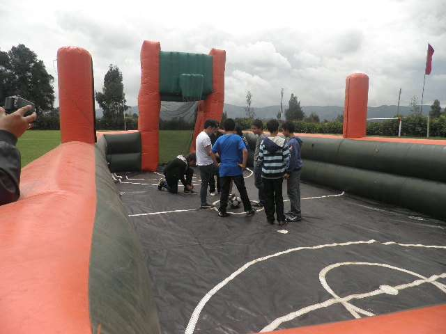 Fotos de Fabrica inflables juegos extremos parques infantiles expedicion polizas 6