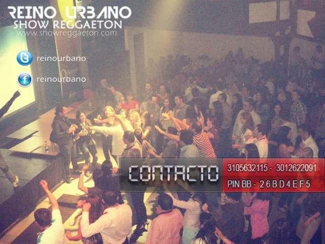 Reggaeton bogota - show de reggaeton para fiesta y evento - show de regageton