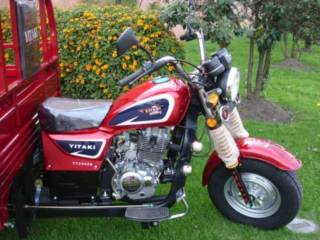 Motocarros yitaki, motor 200 c.c. tipo platon.....