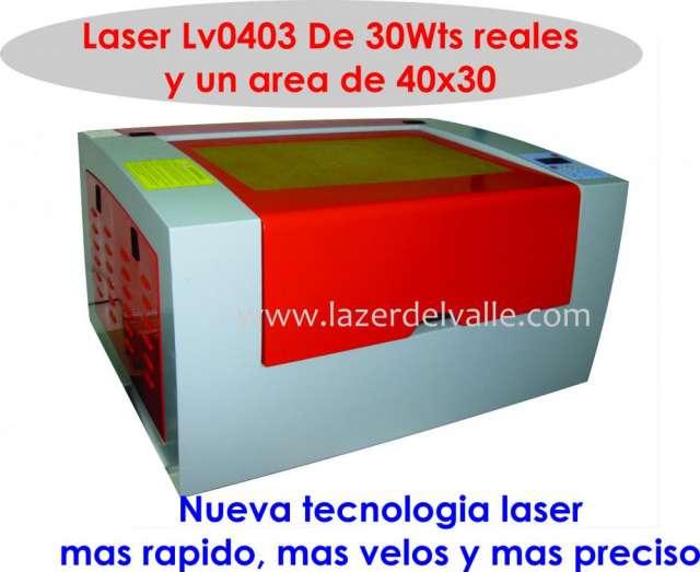 Vendo en bogota laser de corte y grabado 40x30 25w industrial