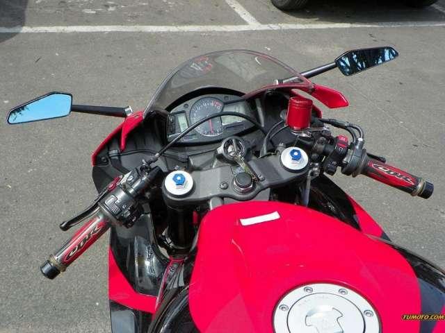 Fotos de Honda 500 cc o más 2008 8