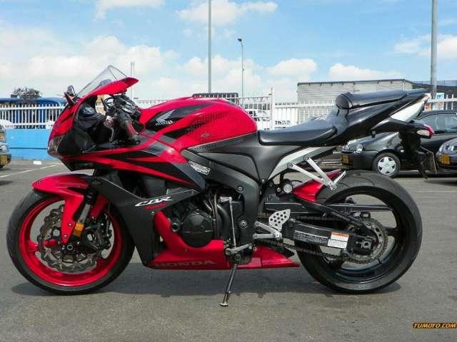 Fotos de Honda 500 cc o más 2008 1