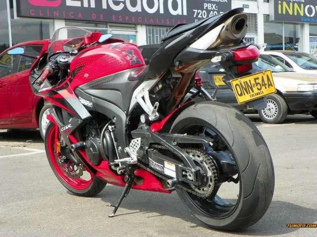 Fotos de Honda 500 cc o más 2008 3