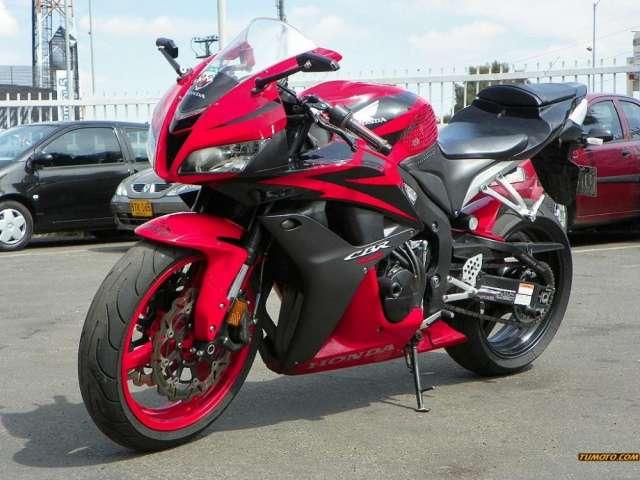 Fotos de Honda 500 cc o más 2008 2