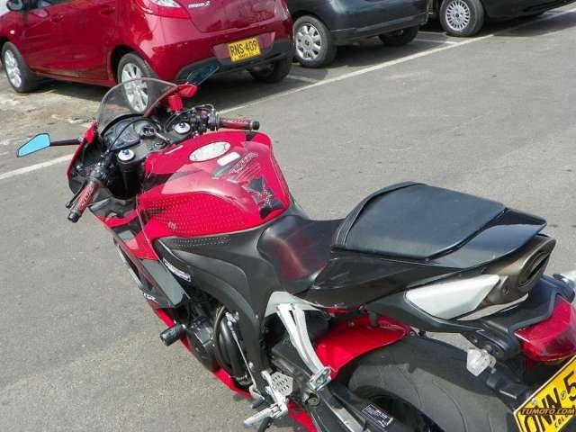 Fotos de Honda 500 cc o más 2008 7