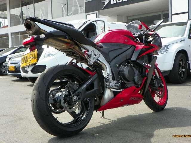 Fotos de Honda 500 cc o más 2008 4