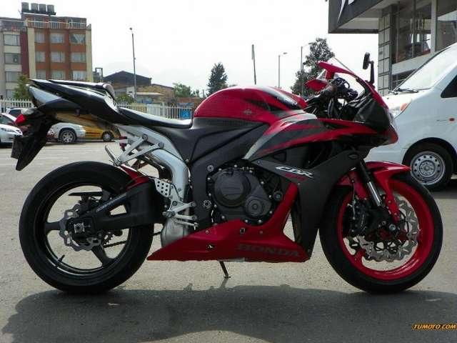 Fotos de Honda 500 cc o más 2008 5