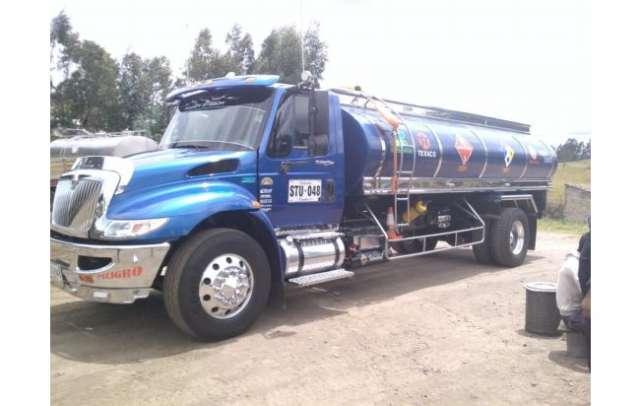 Inter camión sencillo año 2.012 refull chasis o carrotanque