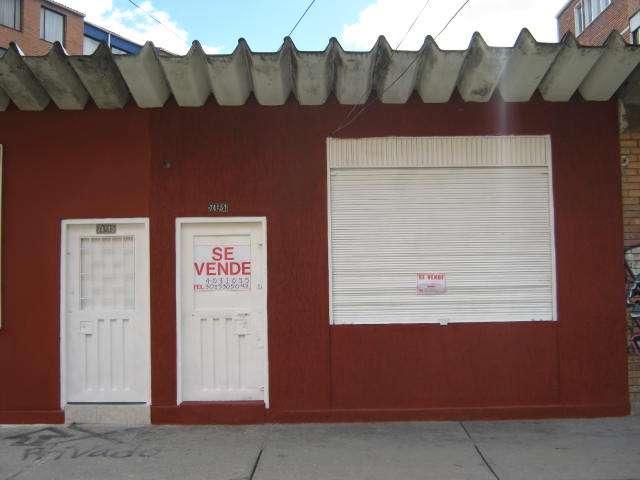 Se vende local para negocio o vivienda