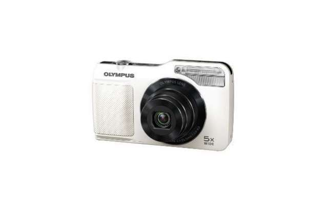 Vendo cámara digital olympus vg-170 14 mp 5x blanco
