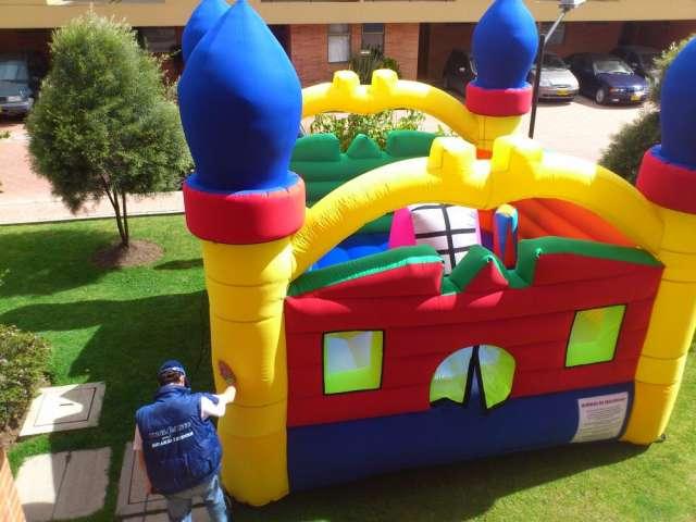 Fotos de Fabrica inflables juegos extremos parques infantiles 6