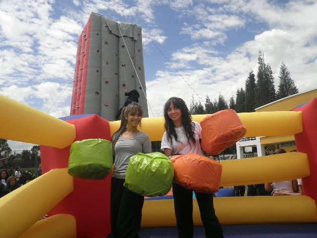Fotos de Fabrica inflables juegos extremos parques infantiles 1