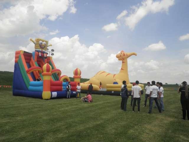 Fotos de Fabrica inflables juegos extremos parques infantiles 2