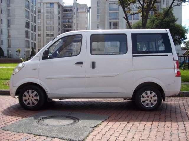Fotos de Ojo, aproveche espectacular camioneta vans comercial chevrolet n200 2013 baratís 10