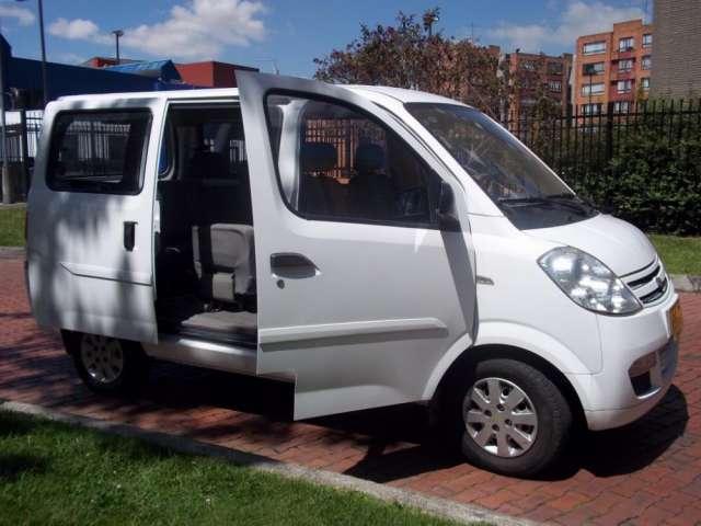 Fotos de Ojo, aproveche espectacular camioneta vans comercial chevrolet n200 2013 baratís 13