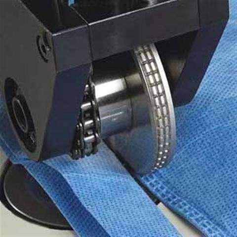 Fotos de Máquina de bolsas de polvo aspirador ultrasónico de costura 6