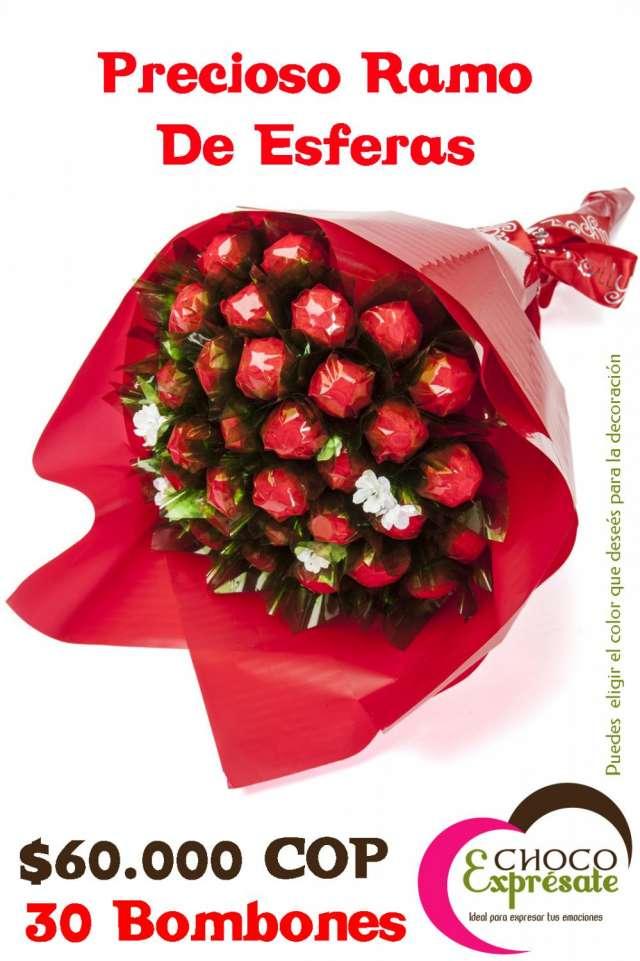 Fotos de Rosas y chocolates a domicilio 4