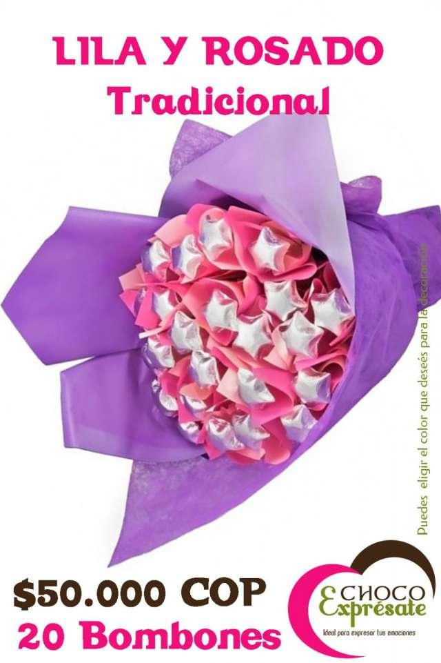 Fotos de Rosas y chocolates a domicilio 3
