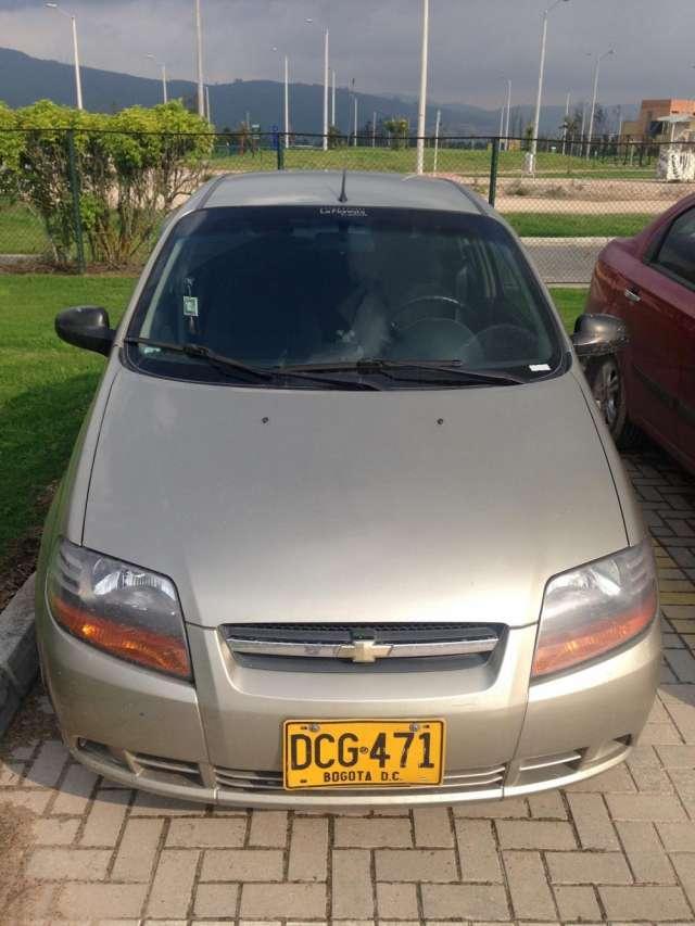 Chevrolet aveo 1.6 f.e. 2009