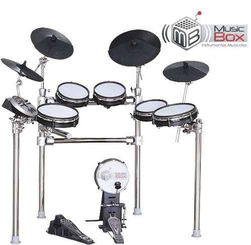 Bateria electronica medeli dd518dx - nueva - musicboxcolombia
