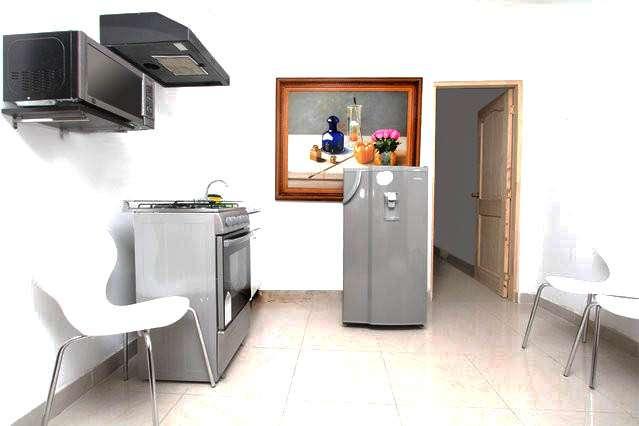 Amoblados y suites por temporadas cortas, ubicacion y servicio. niza norte b&b